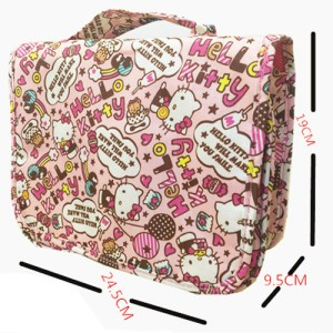 Tas Kosmetik Mandi Toilet 02 Hello Kitty Pink Tokopedia
