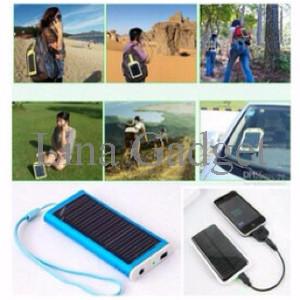 Powerbank Solar Cell Charger Hp Dan Tablet Tokopedia