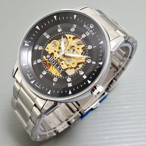 Jam Tangan Rolex Diamond Automatic Tokopedia