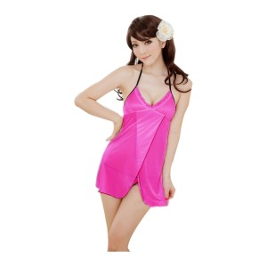 Lingerie Dress Seksi Transparant Tokopedia