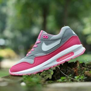 Nike Airmax Sepatu Kets Casual Running Pria Tokopedia