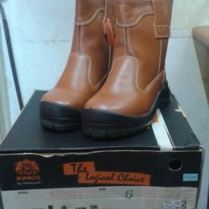 Sepatu Safety King 805 Cx Tokopedia