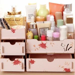 Rak Make Up Rak Kosmetik Make Up Organizer Kosmetik Organizer Berkualitas Tokopedia