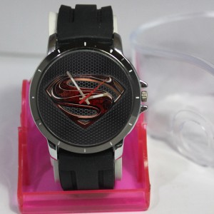 Jam Tangan Custom New Design Superman Art2