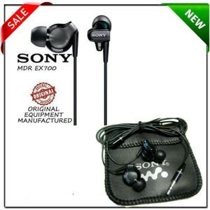 Headset Earphone Handsfree Sony Xperia Monitor Mh Ex300ap Copotan Hp Tokopedia