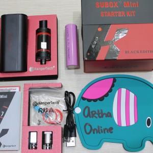 Rokok Elektrik Subox Mini Kangertech Harga Promo Tokopedia