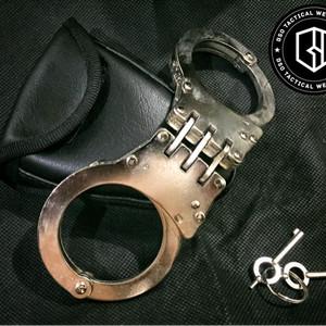 Borgol Polisi Police Handcuffs With…
