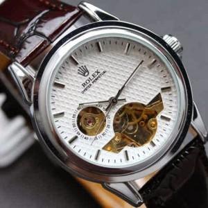 Jam Tangan Rolex Skeleton Automatic Tokopedia