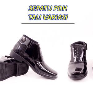 Sepatu Pdh Tali Variasi Tokopedia