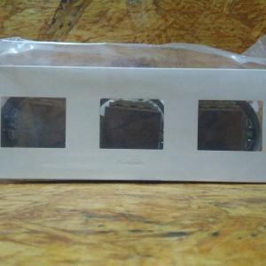 Plate Panasonic Full Color Wide Series Style E WESJ78069MWS