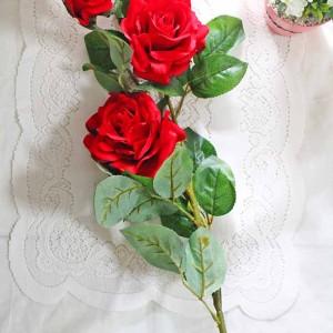Daun Bunga Plastik Artificial Artifisial Hias Dekorasi Srigading 5 ... c6f7b227ad