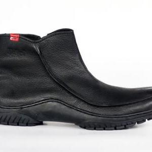 Daftar Harga Sepatu Murah Kickers Boots Zippers Resleting Kulit ... 3a1ca451d7