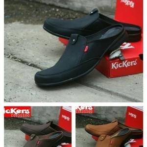 Sepatu Sendal Pria Kickers Tokopedia