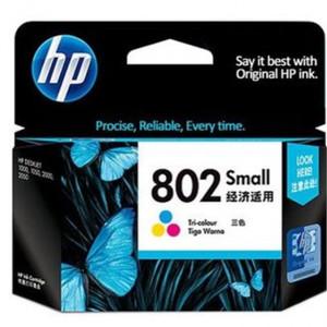 Hp 802 Tri Color Tokopedia