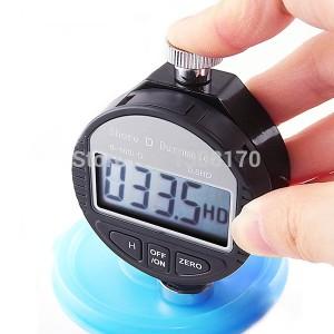 Digital Durometer Hardness Shore D Tester Alat Ukur Kekerasan Karet