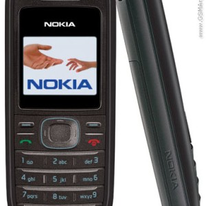 Nokia 1208 Black Tokopedia