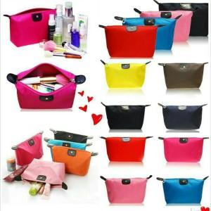Grosir Tas Pouch Kosmetik Dompet Kosmetik Tas Kosmetik Import Korea Bahan Tokopedia