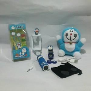 Paket Powerbank Doraemon Tokopedia