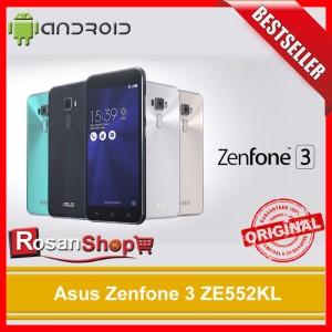 Asus Zenfone 3 Ze552kl Ram 4gb Rom 64gb Resmi Tokopedia
