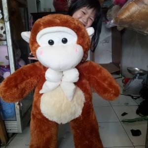 Boneka Baby Milo Monyet Besar Jumbo Boneka01841 - Theme Park Pro 4k ... cdd5eac33a