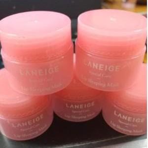 Laneige Lip Sleeping Mask 3ml Kosmetik Original Asal Korea Pelembab Tokopedia