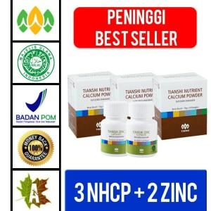 Tiens Peninggi Badan Herbal Paket 1 Promo Murah By Thc01 Tokopedia