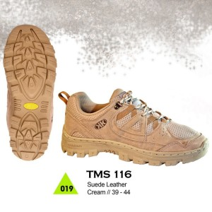 Sepatu Gunung Adventure Hiking Pria Tms Trekking High Quality Tokopedia