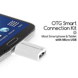 Otg Kit Smartphone Micro Usb Tokopedia