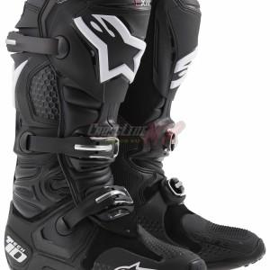 Sepatu Boots Cross Hitam Polos Tokopedia
