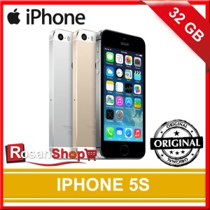 Apple Iphone 5s 32gb Original Garansi Tokopedia