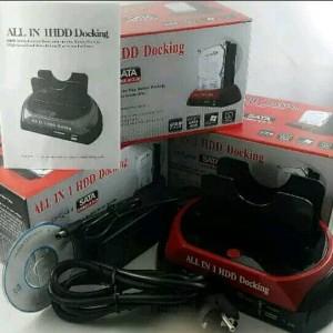 HDD Harddisk Docking 3.5 2.5 inch Sata Ide