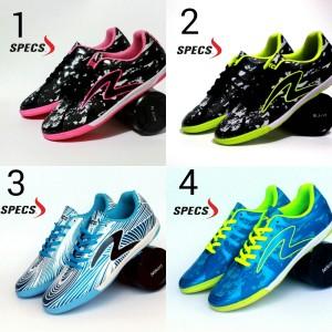 Sepatu Specs Futsal Baricada Tokopedia