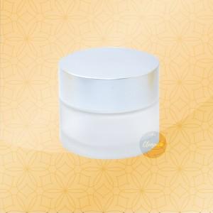 Frozen Pot Jar Glass Jar 15gr Kemasan Kosmetik Tokopedia