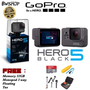 Gopro Hero5 Black Gopro Hero 5 Black Harga Murah Tokopedia
