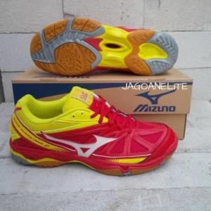 Jual TERLARIS Sepatu Tenis Meja Mizuno Wave Hurricane Original. Badminton V 30d821e4e8