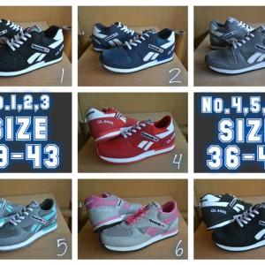 Jual Sepatu Reebok GL 6000 Classic Sport   Sneakers Casual   Sekolah Kuliah 1868bf85d4