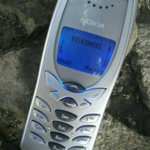 Nokia 8250 Silver Tokopedia