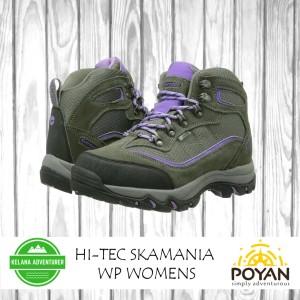 Hi Tec Skamania Wp Womens Tokopedia