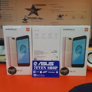 Xiaomi Mi A1 Ram 4gb Rom 64gb Tokopedia