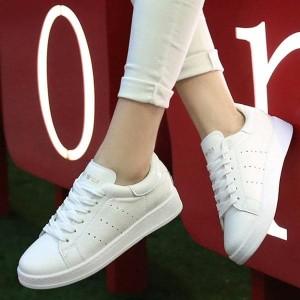 Sepatu Wanita Kets Casual Sk01 Tokopedia