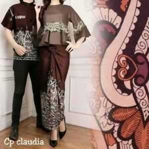 Baju Couple Claudia Batik Tokopedia