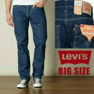 Celana Jeans Pria Big Size Celana Jumbo Tokopedia