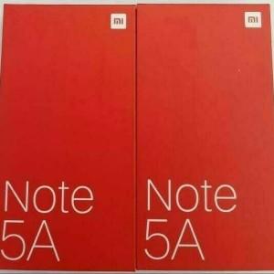 Xiaomi Redmi Note 5a Gold N Grey Tam Resmi Harga Langganan Ready Tokopedia
