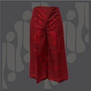 Celana kulot batik panjang wanita jumbo long pant Kipas. Source · Celana Kulot Batik Printing Modern…