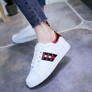 Sepatu Sneakers Wanita Putih Tokopedia