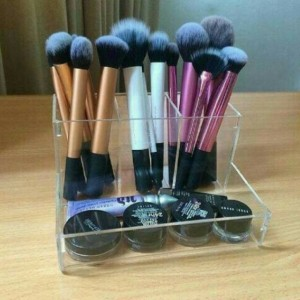 Tempat Kosmetik Akrilik Mini Tokopedia