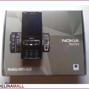 Nokia N95 8gb Black Original Tokopedia