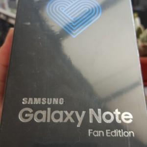 Samsung Galaxy Note Fe Resmi Sein Tokopedia