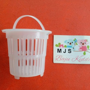 Jual KERANJANG AFUR PVC (MJS) PLASTIK SARINGAN BAK CUCI PIRING SINK WASH