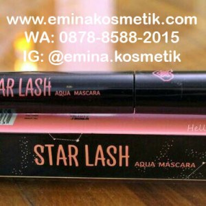 Mascara Emina Cosmetics Star Lash Aqua Maskara Emina Kosmetik Tokopedia
